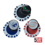 6920 Crown Poker Chip