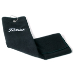 7112 Titleist Microfibre Trifold Towel
